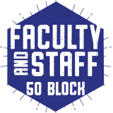 50 Block Plan - Faculty & Staff